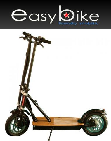 רק החוצה קורקינט חשמלי EasyBike G3 Premium 48V | דירוג קורקינטים JL-22